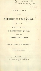 Original 1845 titlepage.