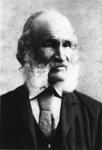 A portrait of Lewis G. Clarke, late 1800s, provided by Carver Clark Gayton.