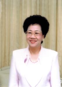 Lu as Vice President of Taiwan