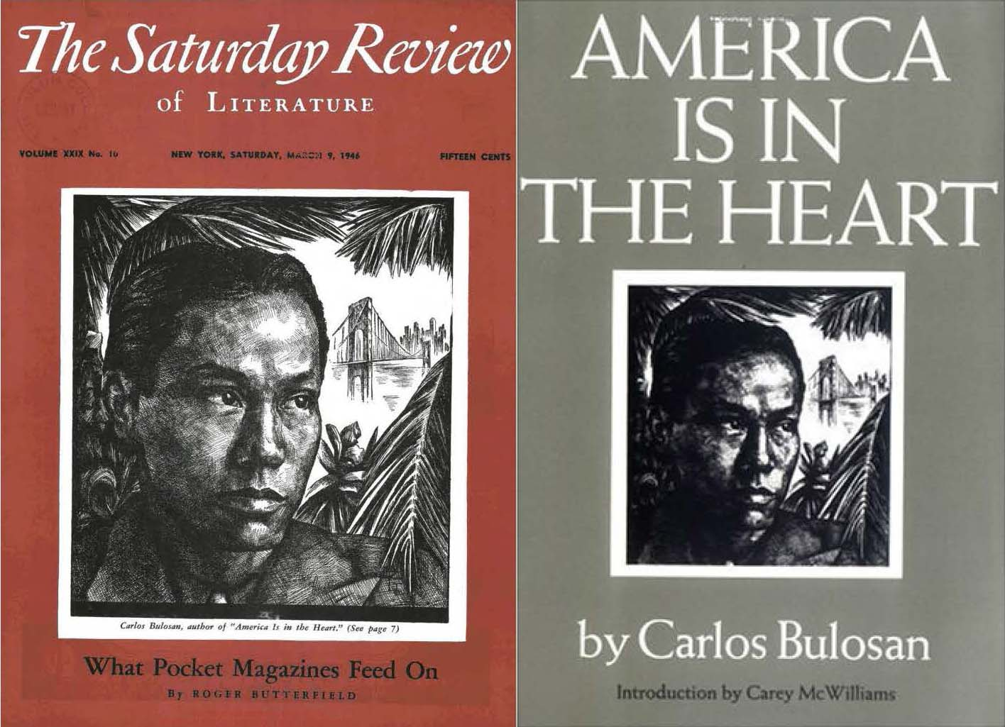two faces of america by carlos bulosan Two faces of america by carlos bulosanbiography carlos sampayan bulosan ( november 2, 1913 – september 11, 1956) was an english-langua.