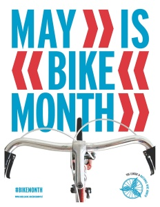 2015 poster from the League of American Bicyclists.