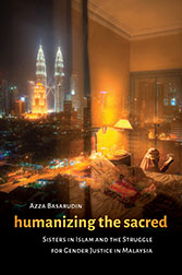 cover for 'Humanizing the Sacred'
