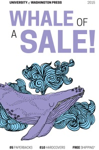 Whale of a Sale!
