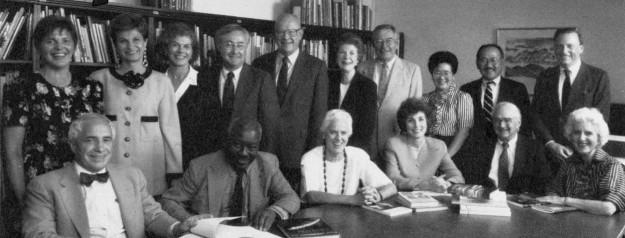 The First UW Press Advisory Board (1988)