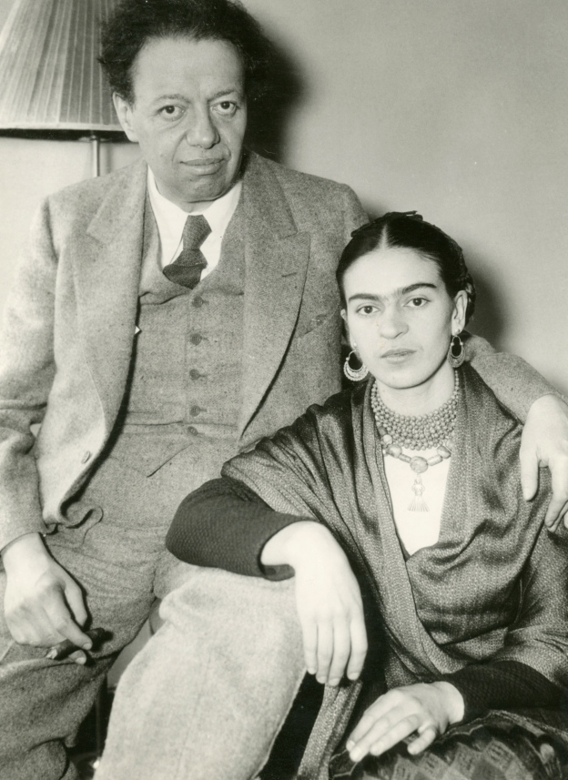 Exhibitions On View Frida Kahlo And Diego Rivera