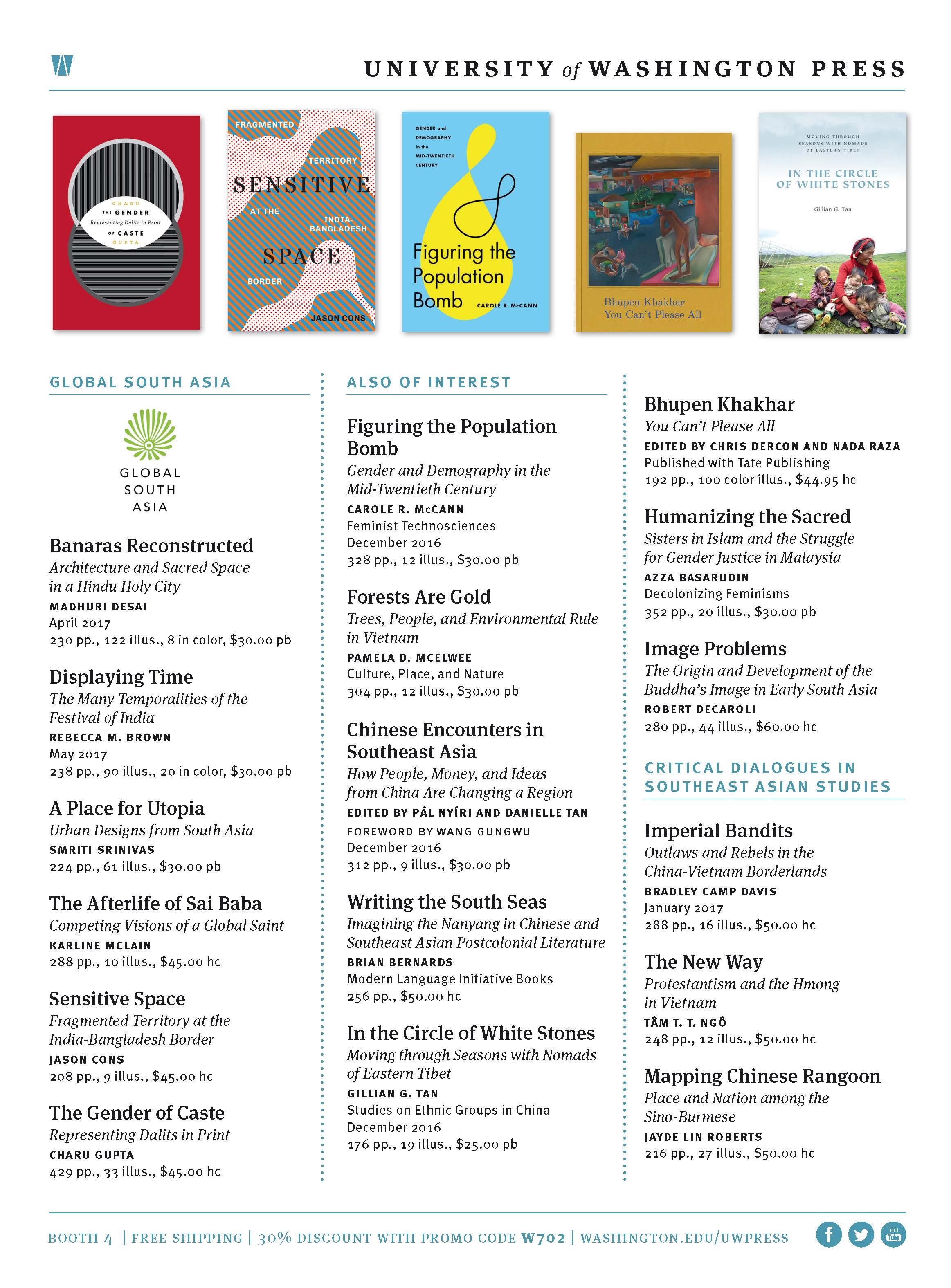 Global South Asia | University of Washington Press Blog