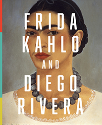 """Frida Kahlo and Diego Rivera"" edited by Nicholas Chambers (Dist. for Art Gallery of New South Wales)"