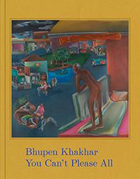 """Bhupen Khakhar"" edited by Chris Dercon and Nada Raza (Published with Tate Publishing)"
