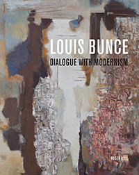 """""""Louis Bunce"""" by Roger Hull (Dist. for Hallie Ford Museum of Art)"""