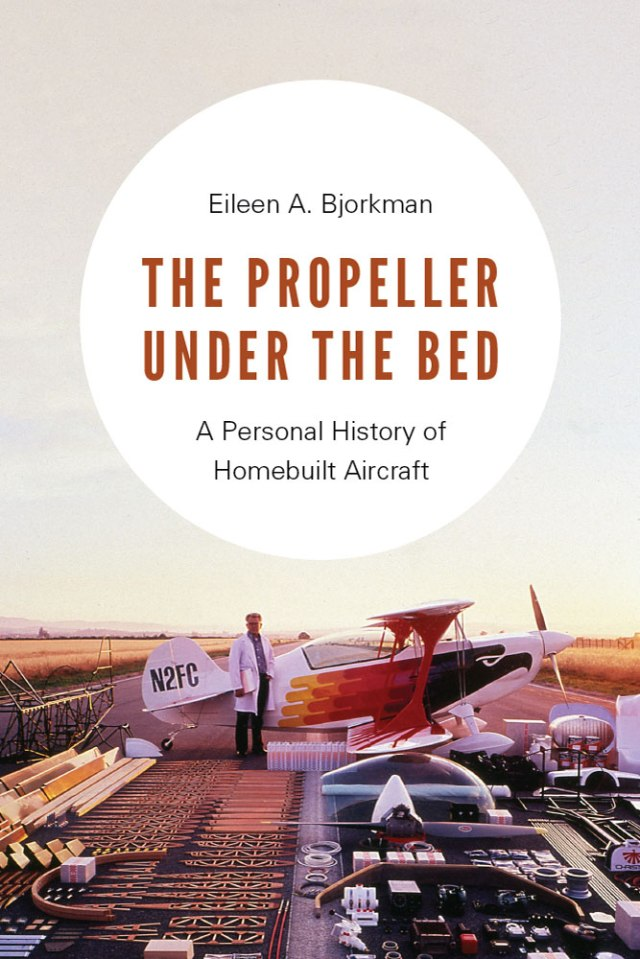 """The Propeller under the Bed"" by Eileen A. Bjorkman"